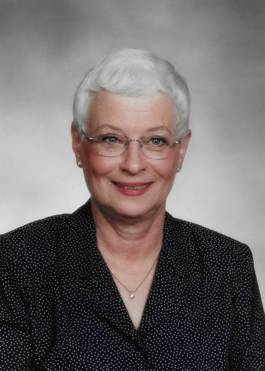 Linda Elizabeth Paner (nee Austin)
